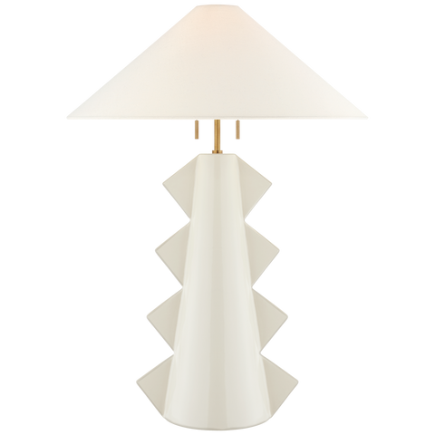 Senso Large Table Lamp by Kelly Wearstler