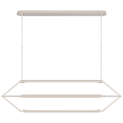 Appareil Large Linear Lantern by Kelly Wearstler