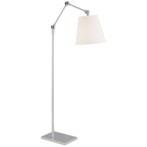 Graves Articulating Floor Lamp by Suzanne Kasler