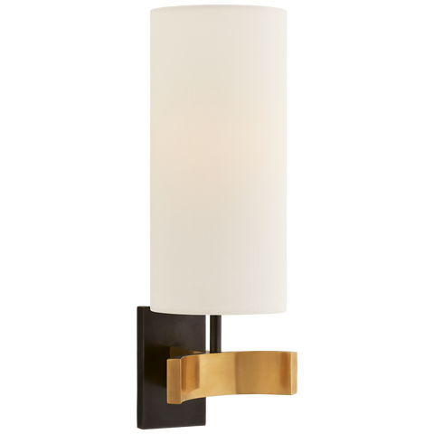 Aimee Single Sconce by Suzanne Kasler