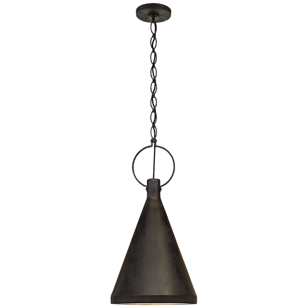 Limoges Medium Tall Pendant by Suzanne Kasler