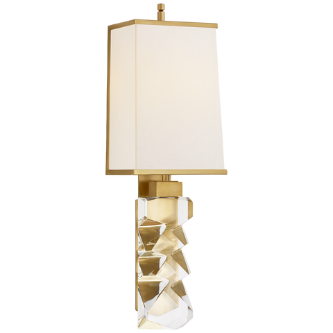 Argentino Large Sconce by Thomas O'Brien