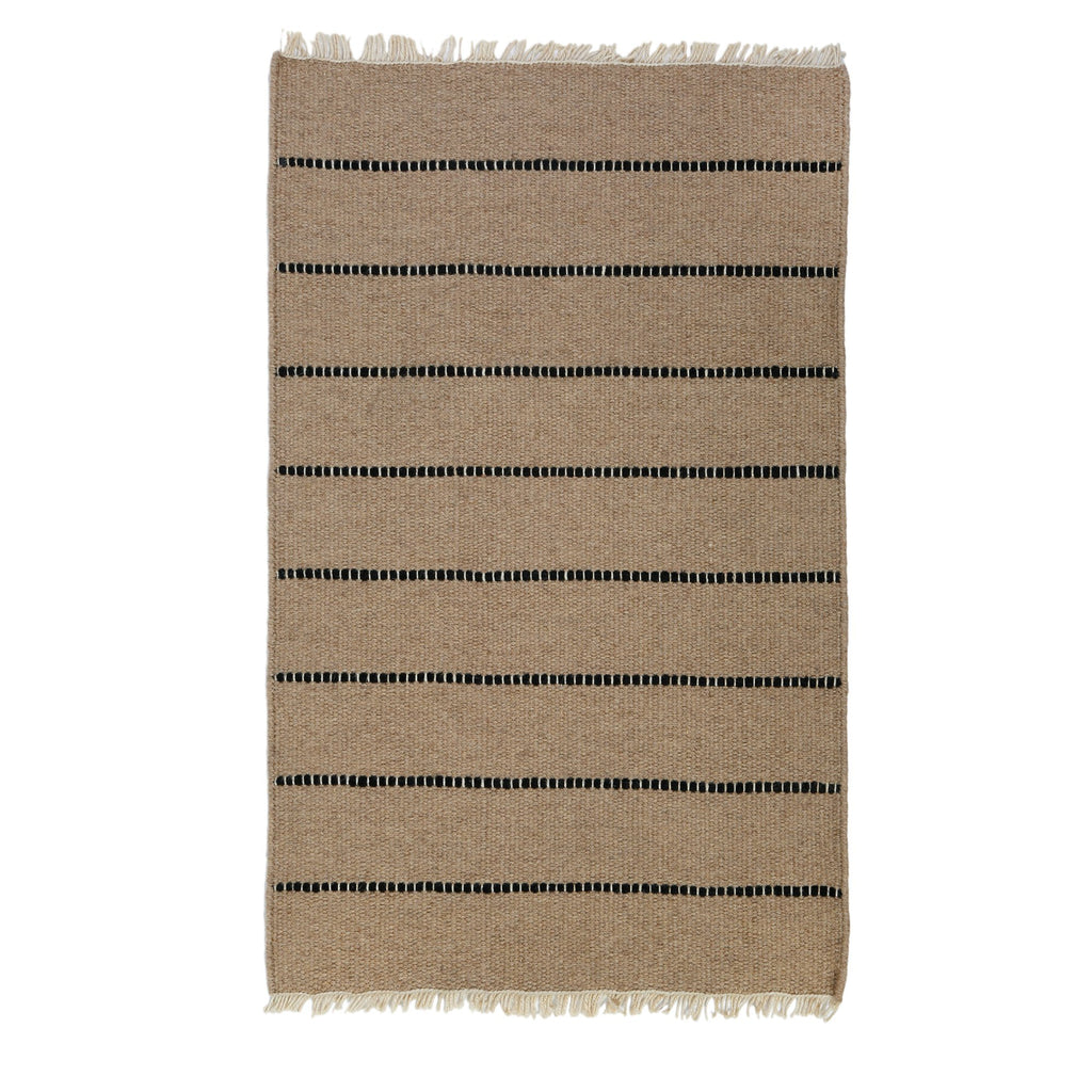 Warby Handwoven Rug in Natural in multiple sizes