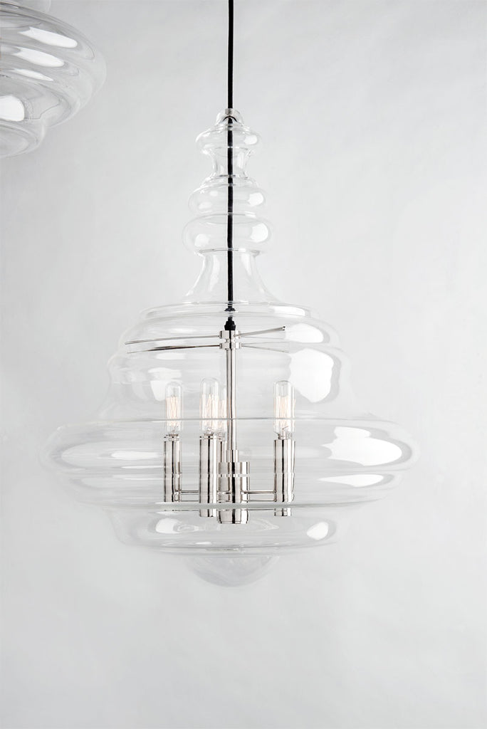 Washington 5 Light Large Pendant