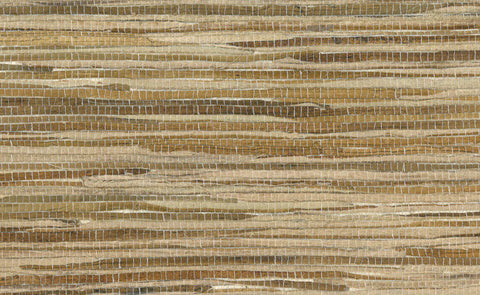 Water Hyacinth Wallpaper in Brown design by Seabrook Wallcoverings