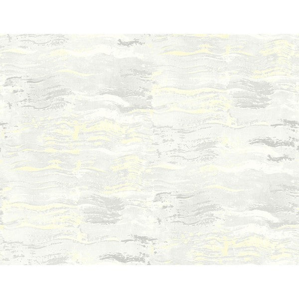 Sample Watercolor Texture Wallpaper in Neutrals from the L'Atelier de Paris collection by Seabrook