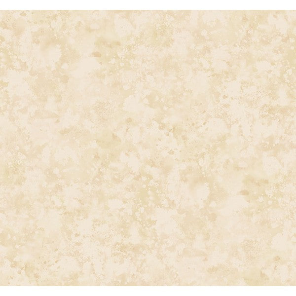 Waterdrop Floral Wallpaper in Tan from the French Impressionist Collection by Seabrook Wallcoverings