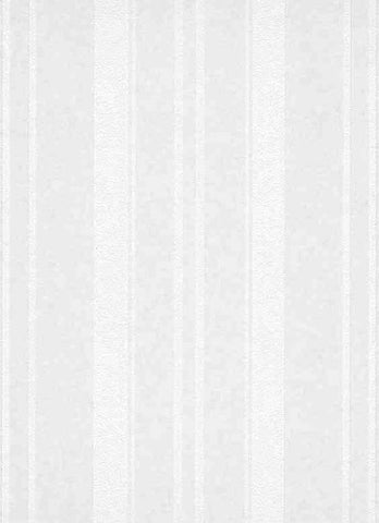Wavy Stripes 2 Wallpaper in White design by BD Wall