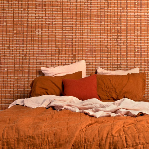 Weave Wallpaper by Hawkins New York