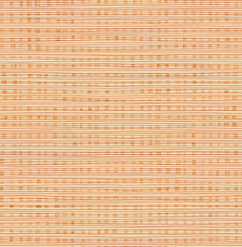 Weave Wallpaper in Terra Cotta from the Day Dreamers Collection by Seabrook Wallcoverings