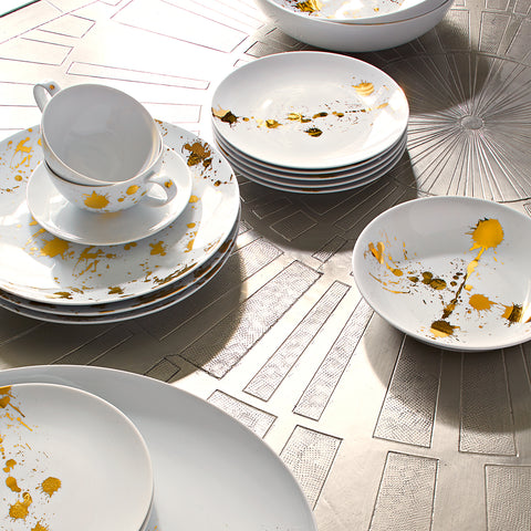 1948° Five-Piece Dinner Set design by Jonathan Adler