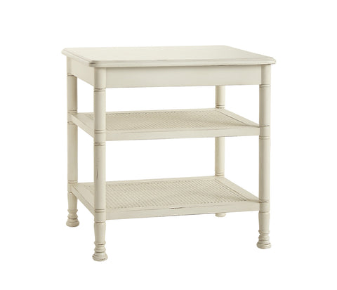 Wellesley Side Table in White design by Redford House