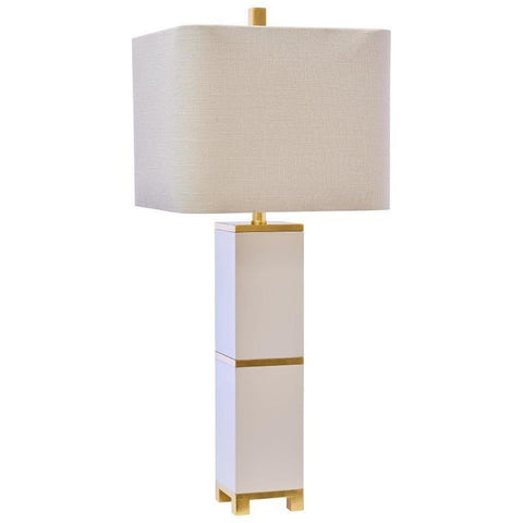 Jacques Table Lamp by Couture Lamps