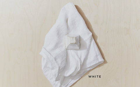 Simple Linen Napkins in Various Colors design by Hawkins New York
