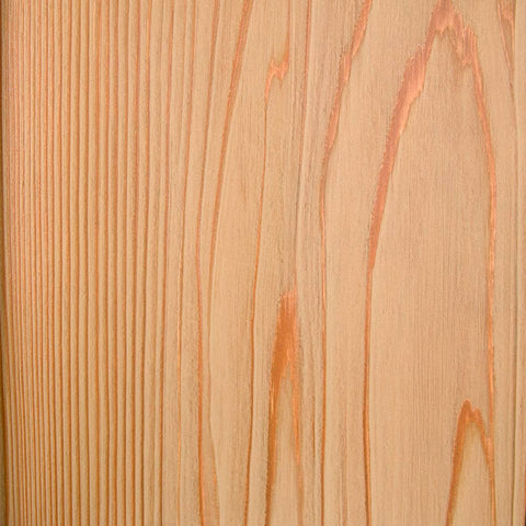Wood Grain Wallpaper in Light Brown by Julian Scott