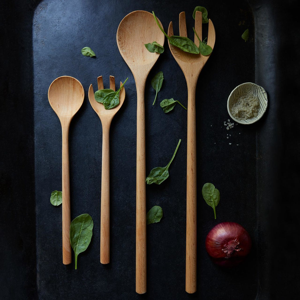 Wooden Salad Servers design by Sir/Madam