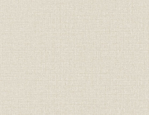 Woven Raffia Wallpaper in Alabaster from the Texture Gallery Collection by Seabrook Wallcoverings
