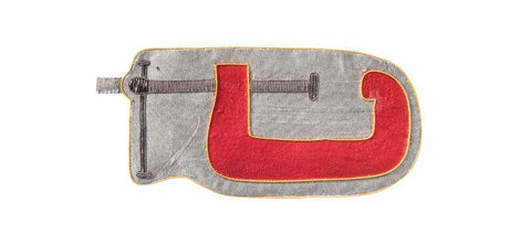 Craftsman Pouch - C-Clamp