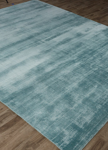 Yasmin Rug in Mineral Blue design by Jaipur Living