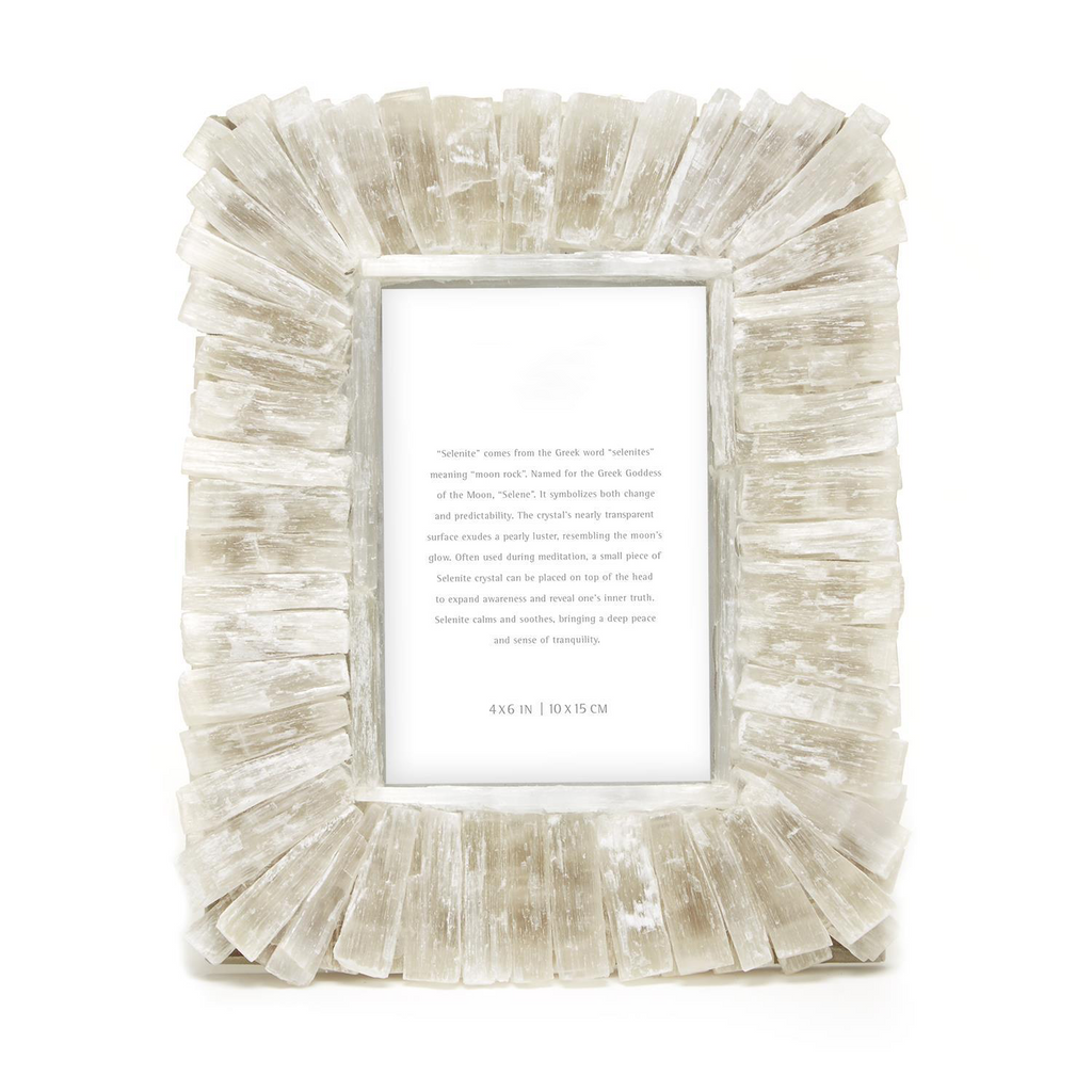 Selenite Photo Frame design by Tozai