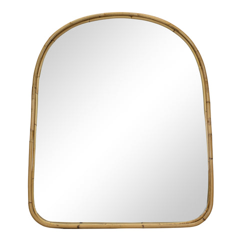 Yosemite Falls Mantle Mirror by Selamat