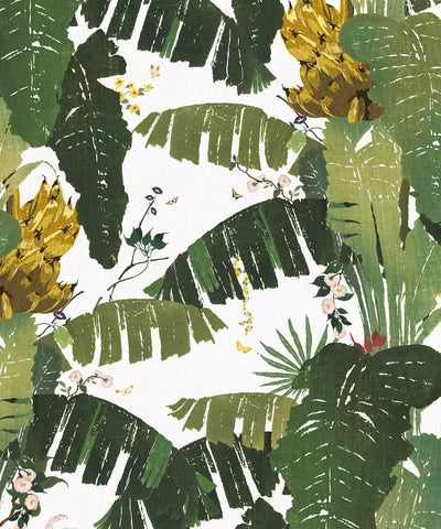 Yashinoki Wallpaper (Two Rolls) from the Kingdom Home Collection by Milton & King