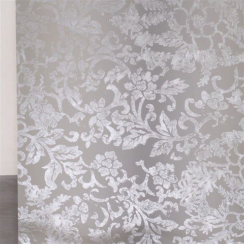 Yuzen Wallpaper in Graphite from the Edit Vol. 1 Collection by Designers Guild