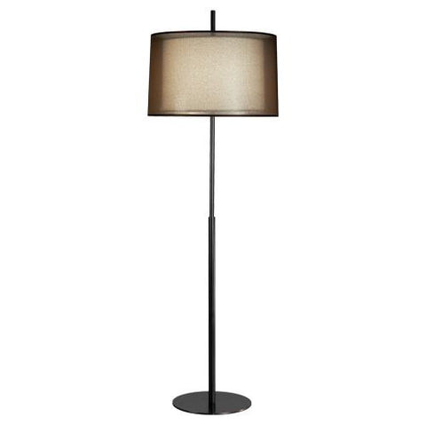 Saturnia Floor Lamp by Robert Abbey