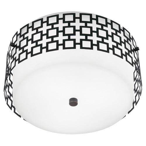 Jonathan Adler Collection Flush Mount design by Robert Abbey