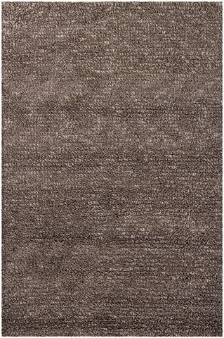 Zeal Collection Hand-Woven Area Rug in Charcoal design by Chandra rugs