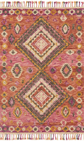 Zharah Rug in Fiesta by Loloi