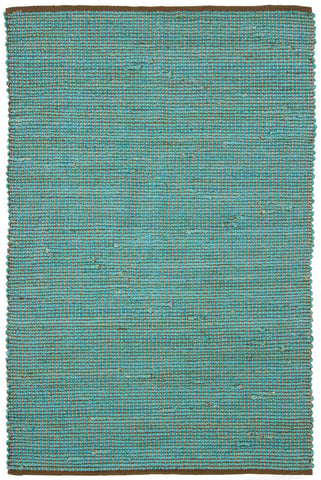 Zola Collection Hand-Woven Area Rug in Blue & Charcoal design by Chandra rugs