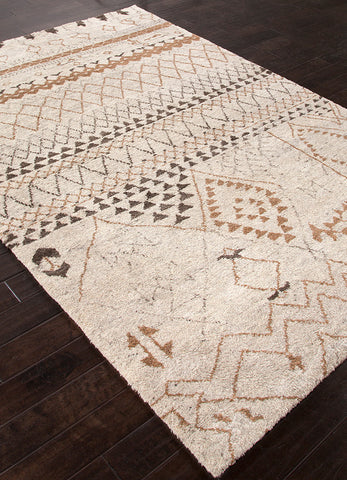 Zuri Rug in Sandstorm & Paloma design by Jaipur