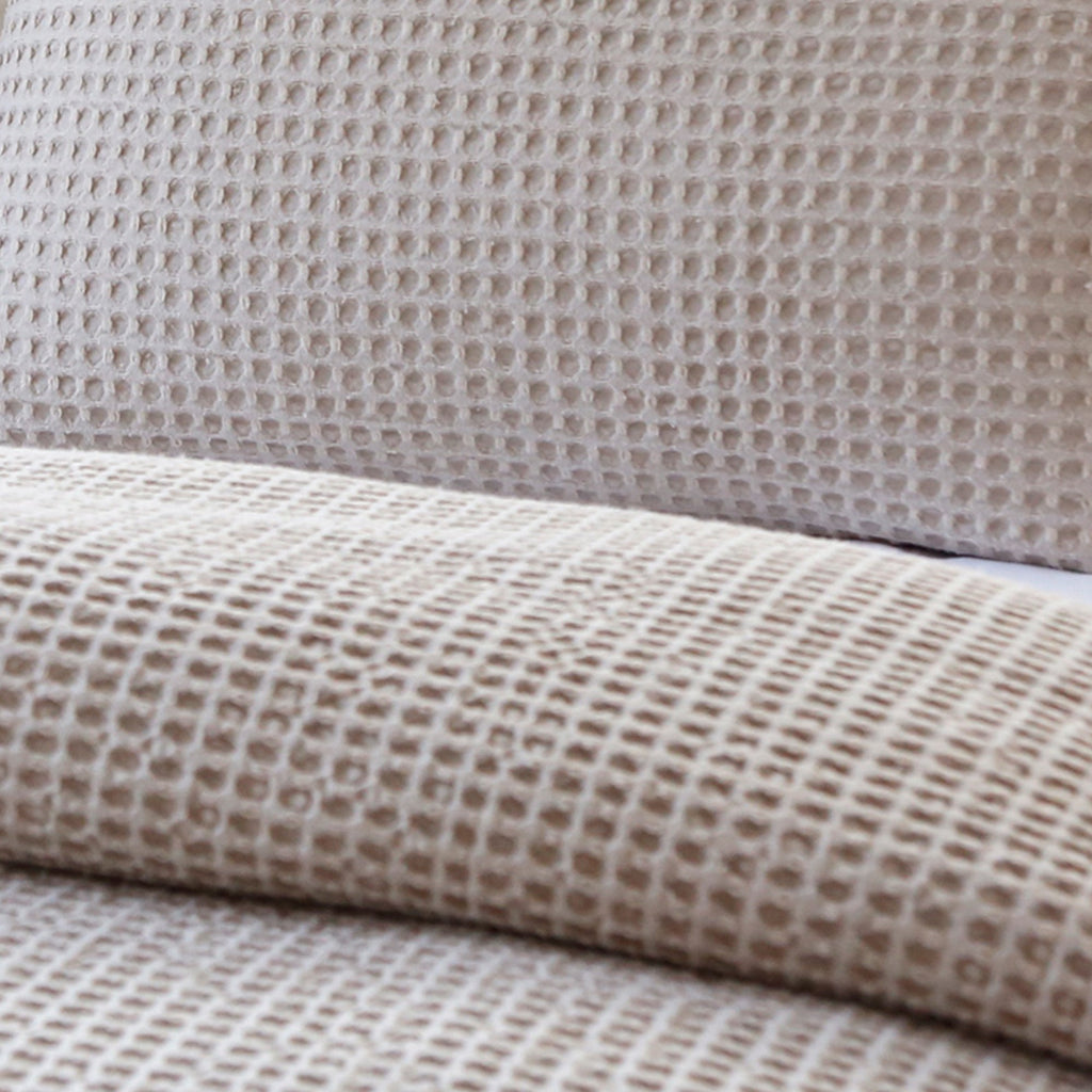 Zuma Blanket Collection in Natural by Pom Pom at Home