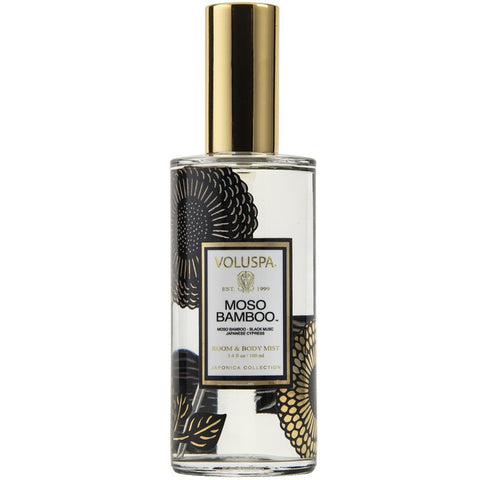 Moso Bamboo Room & Body Mist design by Voluspa