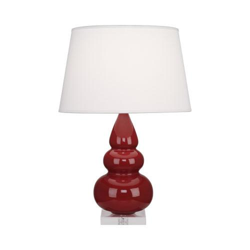 Triple Gourd Collection Accent Table Lamp design by Robert Abbey