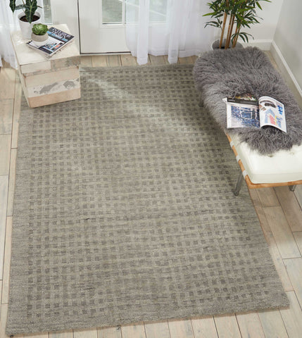 Marana Rug in Charcoal by Nourison
