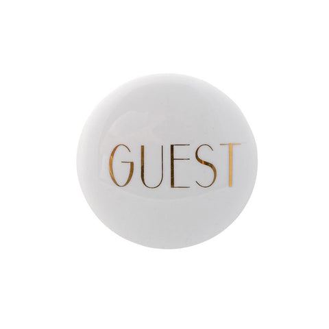 "Stoneware ""Guest"" Knob design by BD Edition"