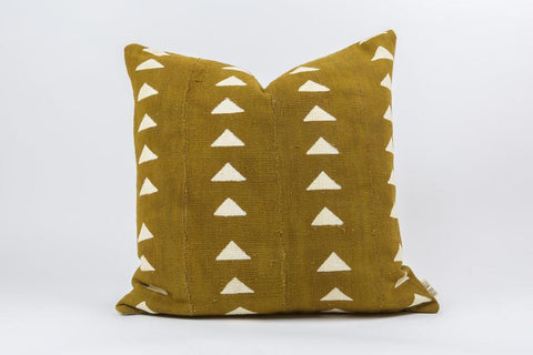 Baako Pillow design by Bryar Wolf