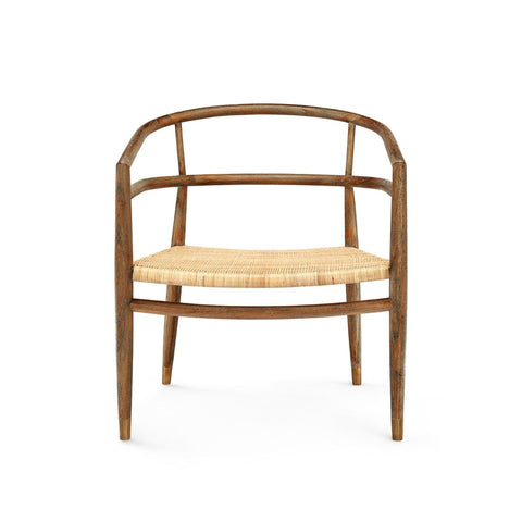Anderssen Lounge Chair in Driftwood design by Bungalow 5