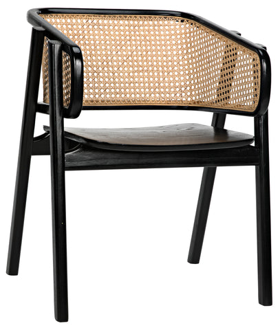 Delphi Chair with Caning