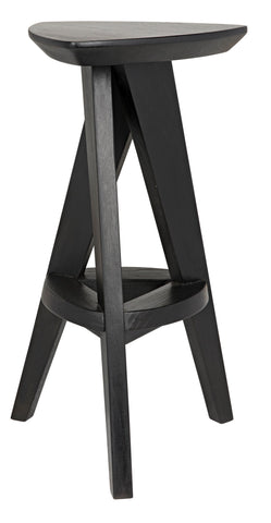 Twist Bar + Counter Stools by Noir