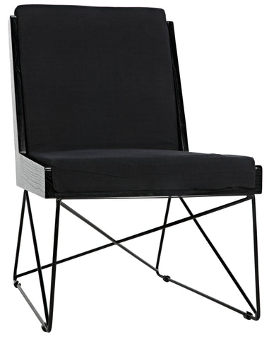 Wiki Chair with Metal Frame