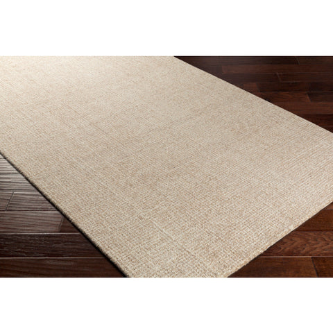 Aiden Rug in Khaki & Cream