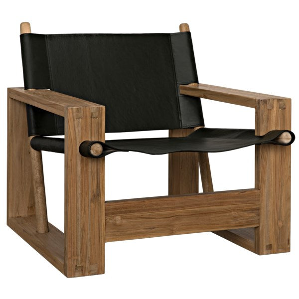 Agamemnon Chair by Noir