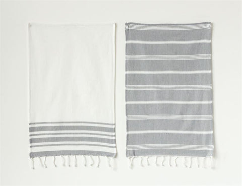 Cotton Woven Tea Towel in Various Styles design by BD Edition