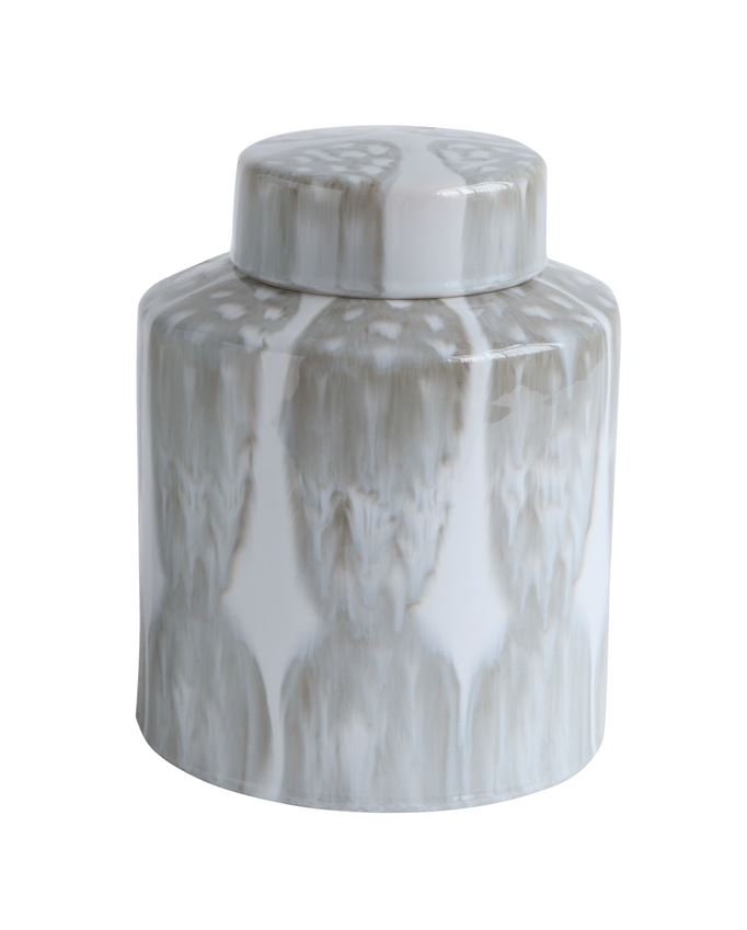 Decorative Stoneware Ginger Jar design by BD Edition