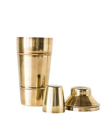Stainless Steel Cocktail Shaker design by BD Edition