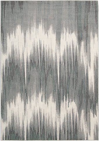 Gradient Rug in Baltic by Calvin Klein