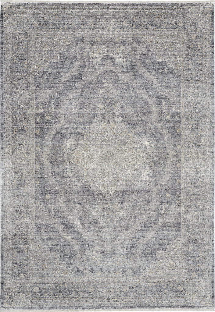 Starry Nights Rug in Charcoal/Creme by Nourison
